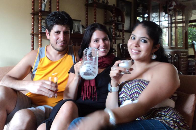 lima susan santiago and I