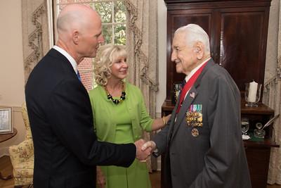 7-6-2015 Florida Veterans' Hall of Fame Reception