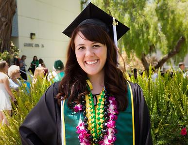 2014 - Maddie's SLO Graduation