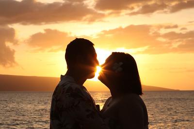 Stephanie & Felix Nov 2014 : Maui Vacation