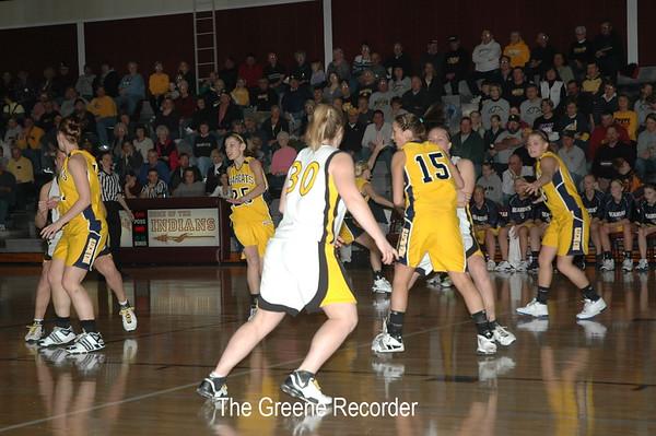 Girls Regional Bball vs Janesville