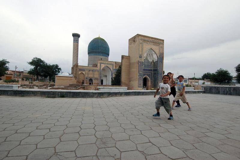 050425 3288 Uzbekistan - Samarkand - Gur Emir Mausoleum _D _E _H _N ~E ~L.JPG