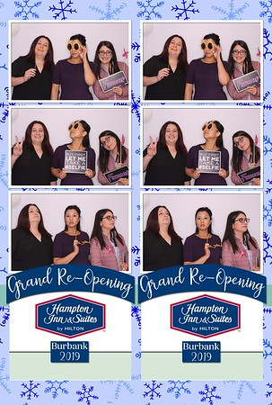 Hampton Inns & Suites Grand Re-Opening