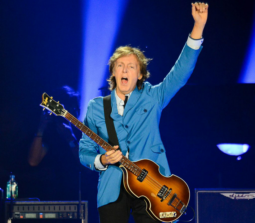 ". 5. PAUL McCARTNEY <p>Produced more hits at Target Field than nearly every Twin this season. (10) </p><p><b><a href=""http://www.twincities.com/music/ci_26266970/concert-review-paul-mccartney-brings-energy-nostalgia-target\"" target=\""_blank\""> LINK </a></b> </p><p>   (Pioneer Press: Ben Garvin)</p>"