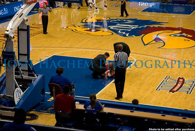November 14, 2009 Kansas vs SHU WBB