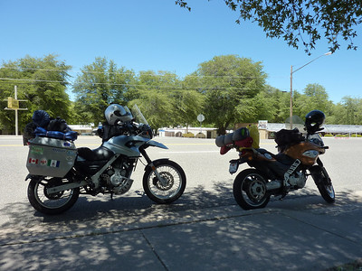 Arizona Ride - May 2010