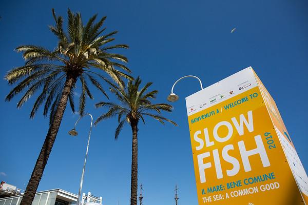 Inaugurazione Slow Fish 2019