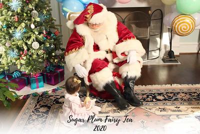Sugar Plum Fairy Tea