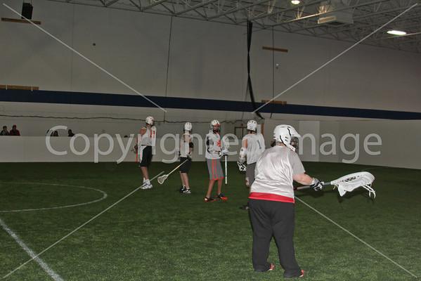 Box Lacrosse December 2, 2010