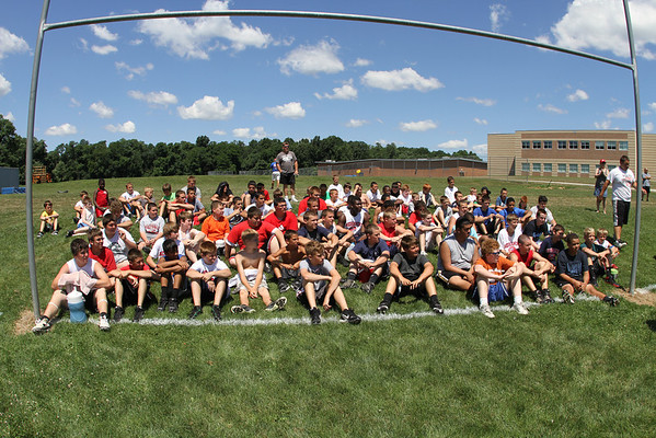 2011 Youth Football Camp