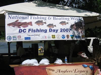 DC Kids Go Fishing
