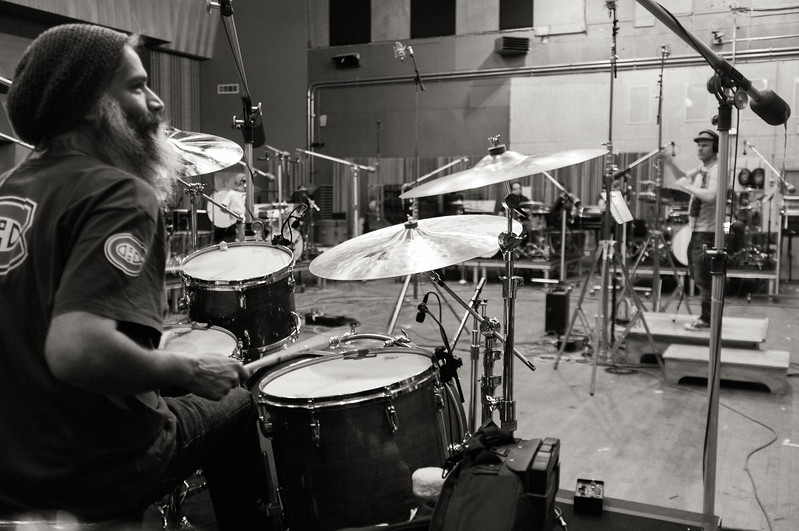 Man Of Steel: Twelve Drummers