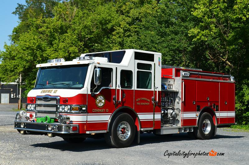 New Cumberland Engine 10: 2012 Pierce Velocity 1500/750