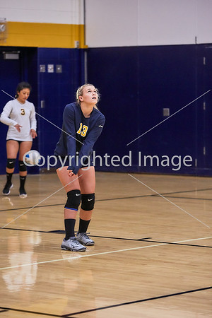 2018-09-13 JFK Volleyball BTeam vs Chanhassen