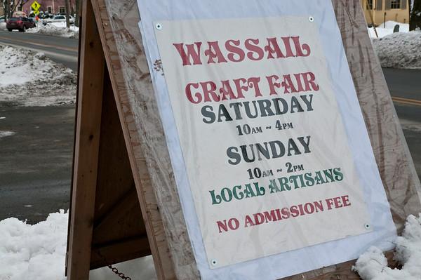 Wassail Holiday Craft Fair