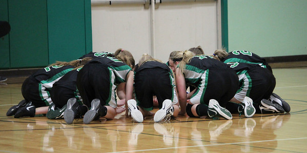 Warrior Girls Basketball Section vs Heritage