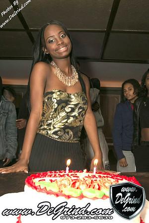 MALISHA SWEET 16 BIRTHDAY CELEBRATION