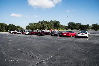 2017-10-14 Corvette Cruise to Jim Hoffner's