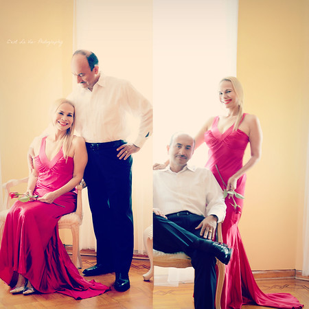 40th Wedding Anniversary Shoot