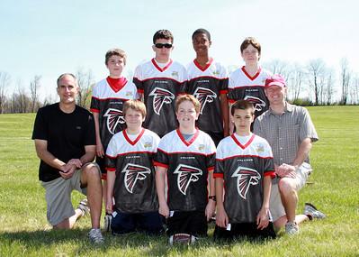 Petrides Falcons 12-14