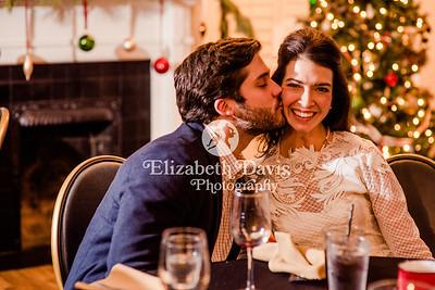 Garrett & Katherine's Rehearsal Dinner | December, 2017