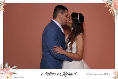 Melina e Richard
