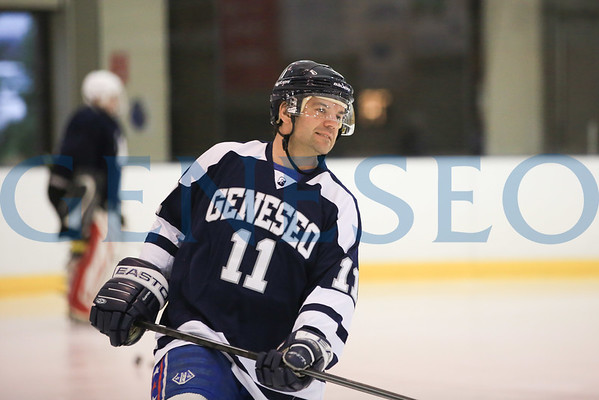 Alumni Hockey Game