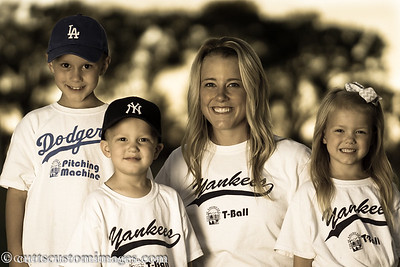 T-Ball for Coach