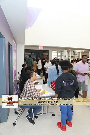 Summer Youth Employment Program Training 2020