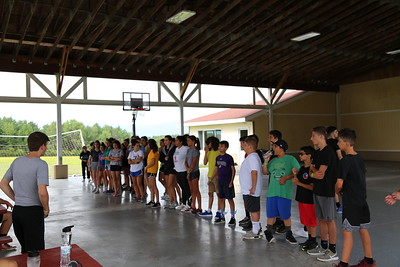St. Vartan Camp 2018 - C1 Tuesday
