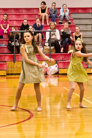 2012 NP Dance Program