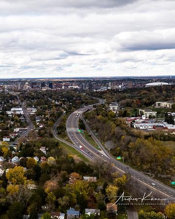 City of Syracuse Aerials