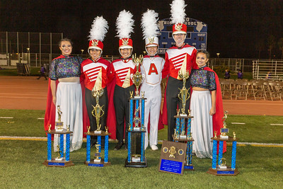 20191102 Chino HS Field Show