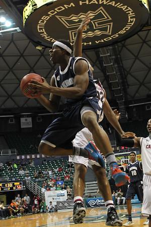 South Carolina vs. Akron 2013 Diamond Head Classic
