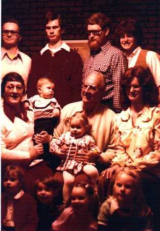 Old Norris Family Pics