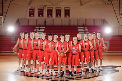 Scott High School Basketball 2018