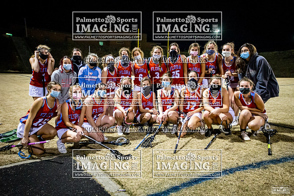 3-1-21 AC Flora Girls Lacrosse vs White Knoll