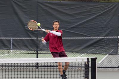 4/18/18: Boys' JV Tennis v Berkshire