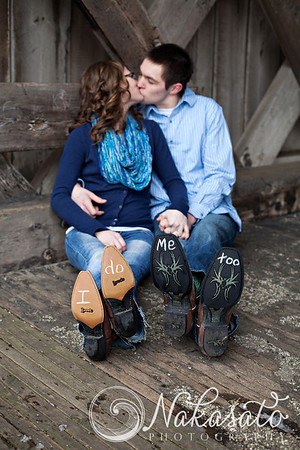 Becky & Eric {engagement session}