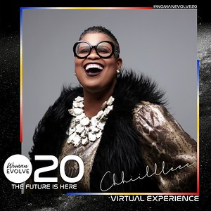August 01, 2020 - Woman Evolve Virtual Experience