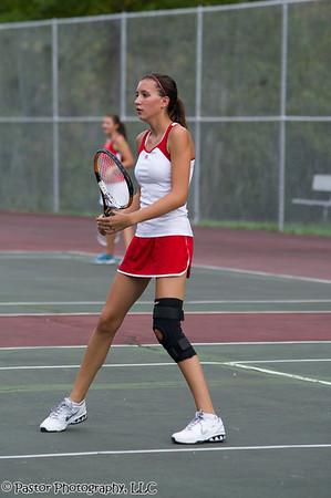 PHS Girls JV Tennis