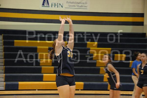 volleyball . senior night . 10.18.07