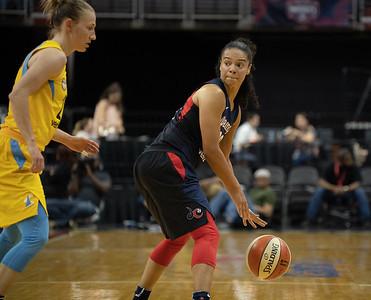 Washington Mystics (women's pro basketball) [ 2018 ]