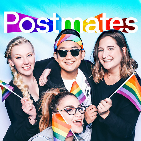 Postmates Pride Launch Party