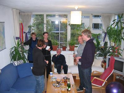 20081004 Friends for dinner