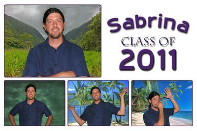 07-09 Sabrina's Grad Party