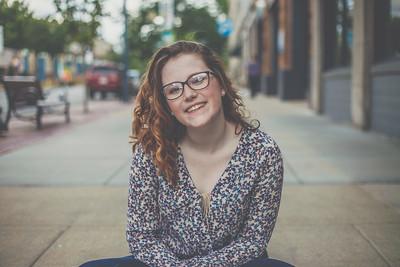 Macey Bertram  |  Senior 2018