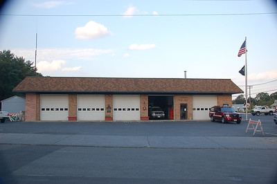 Hunterdon County Firehouses