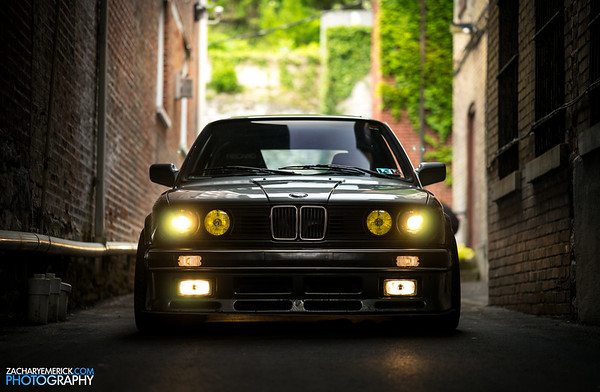 Josh's 87 BMW 325is