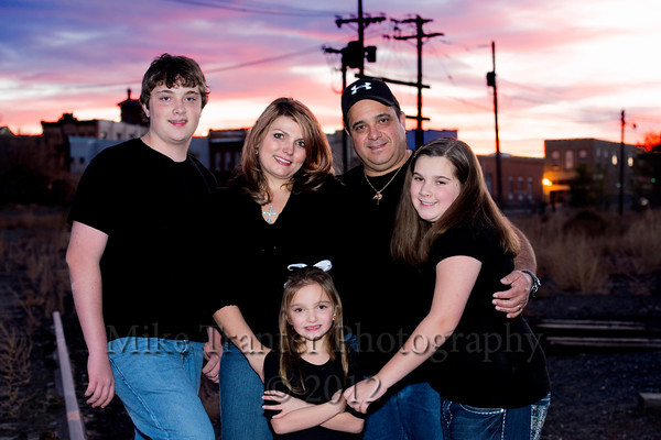 Glorioso 2012 Family Portrait